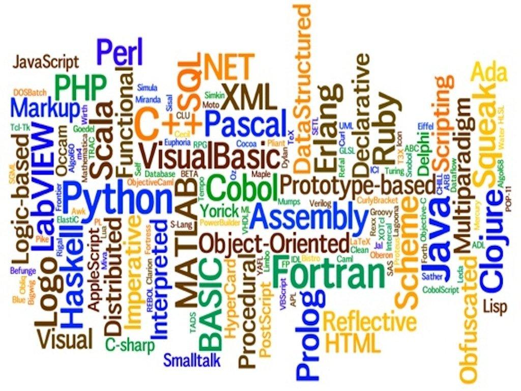 Как создали языки программирования